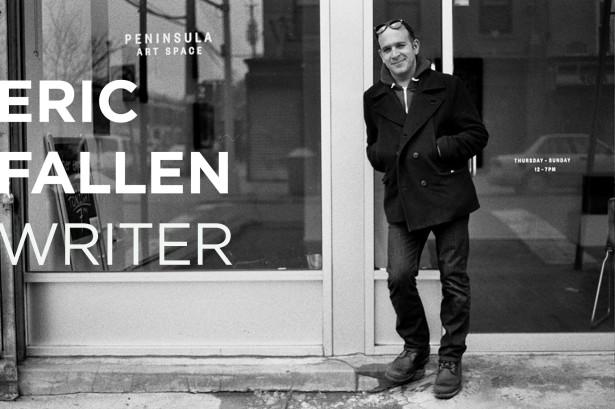 Behind the Scenes Eric Fallen